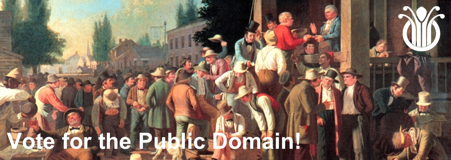 vote for the public domain