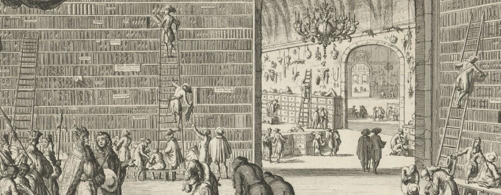 Keizerlijke bibliotheek en rariteitenkabinet