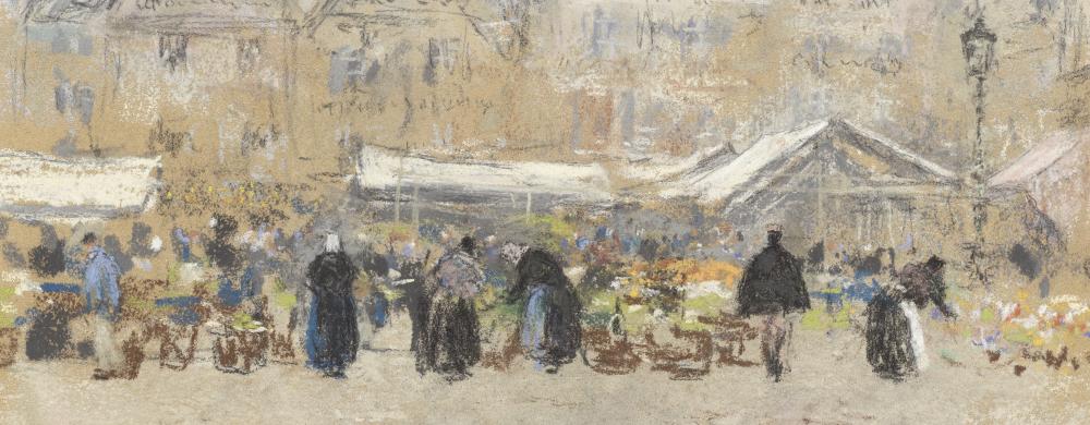 Markt te Beauvais