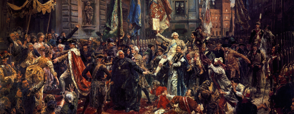 Contitution of may 3, 1791