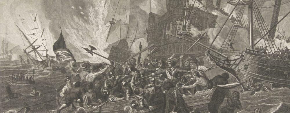 Zeeslag voor Gibraltar