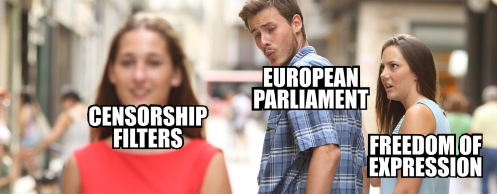 European Parliament selling out user rights