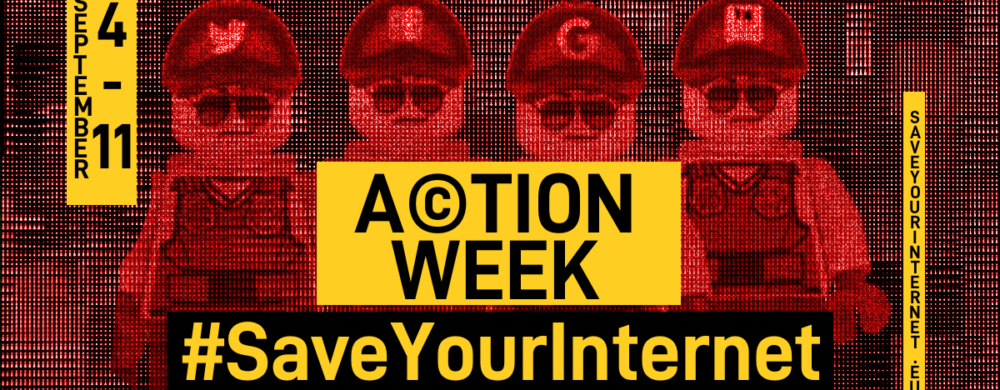 Save Your Internet Action Week banner