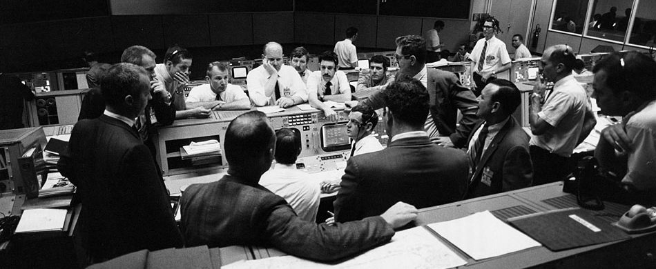 Nasa Apollo 13 Mission Control