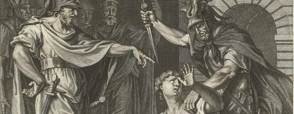 David geeft opdracht om de man te doden die Saul de genadestoot gaf Sauls dootslager gestraft